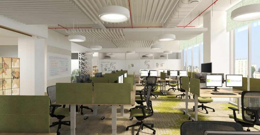 micorsoft workspace