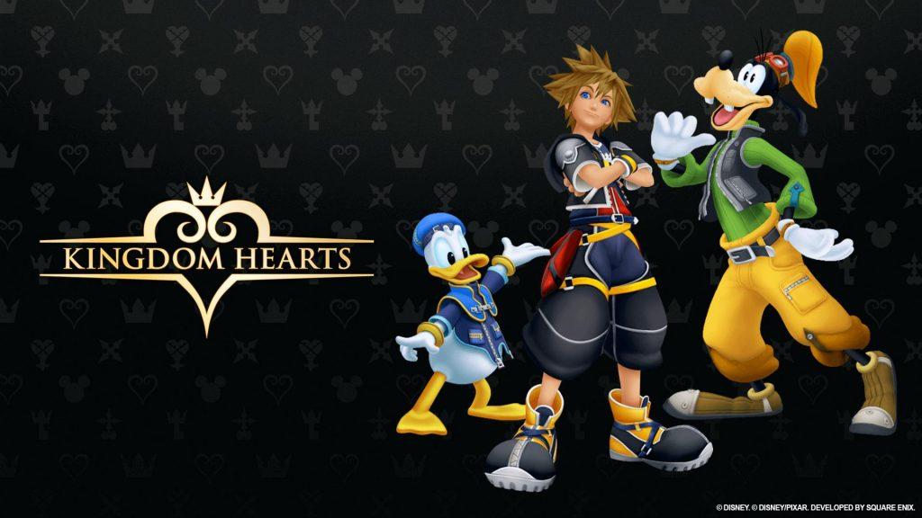 Kingdom Hearts comes to PC