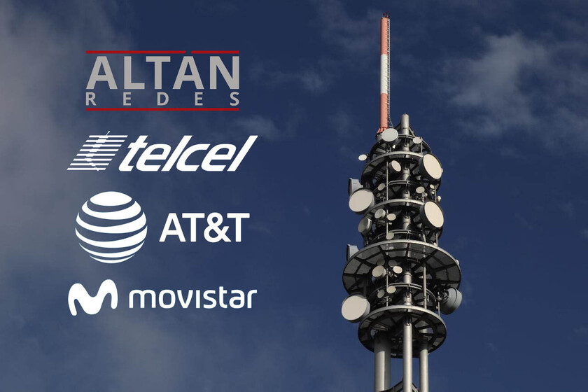"this will be the ""Social Roaming"" of 4.5G in Mexico"