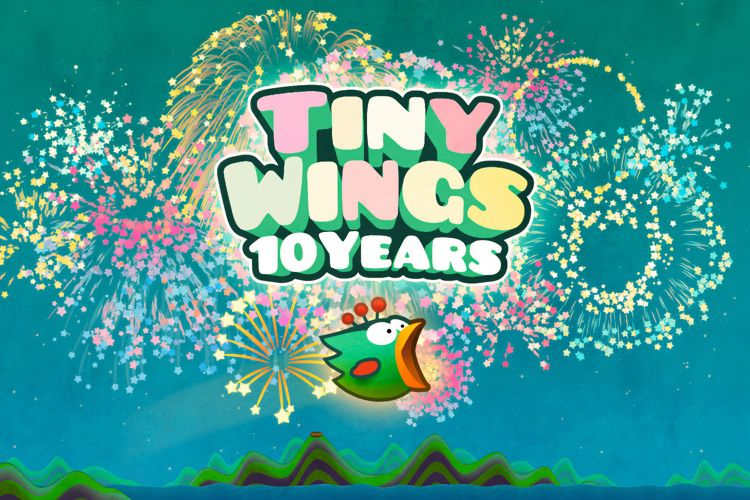 Getting Old: Tiny Wings was released 10 years ago