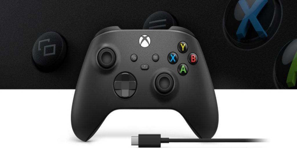 Don't miss out on this great deal on the Wired Xbox Controller for PC