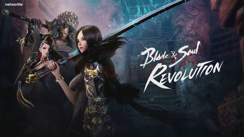 Blade & Soul Revolution - Blade & Soul: Revolution launches March 4 in the West