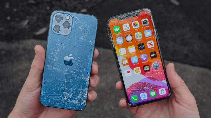 Apple was required to add a score on the ease of repair of the iPhone and MacBook