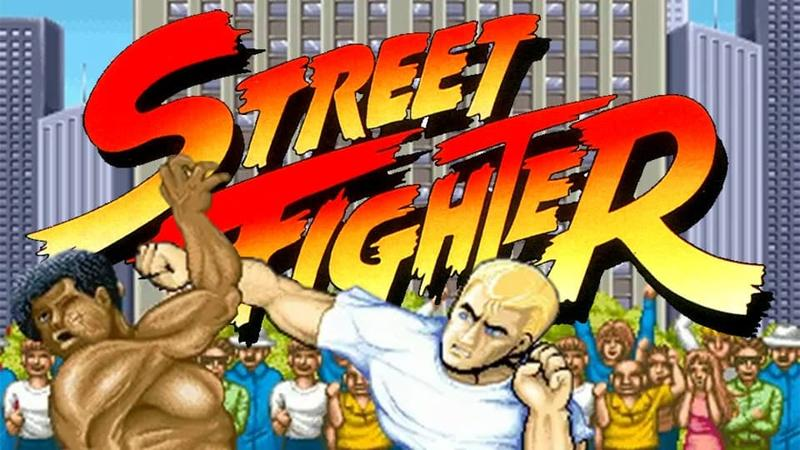 """30-year-old """"Street Fighter"""": A video game that changed the genre 