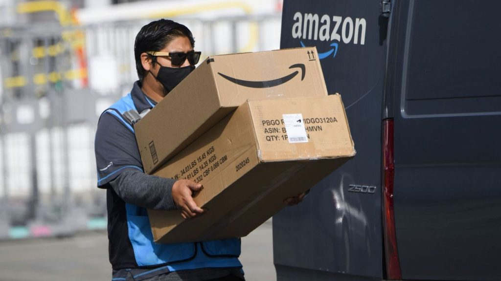Amazon Installs Surveillance Cameras in Delivery Vehicles, Infuriating Associations