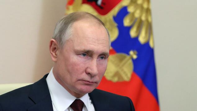 """An """"extra"""" from Russia's opponents: Putin accuses the West of instrumentalizing Navalny - politics"""