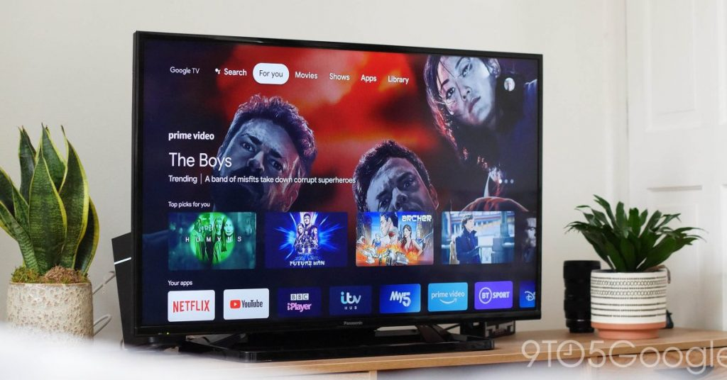 Android TV preview was released 12 months ahead of schedule