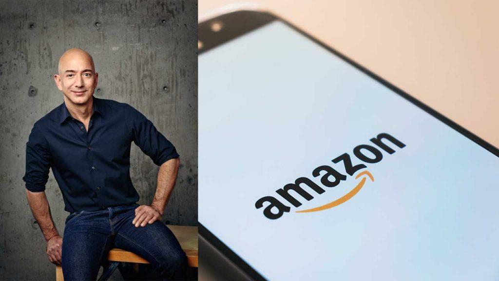 Breaking news: Amazon founder Bezos announces his resignation
