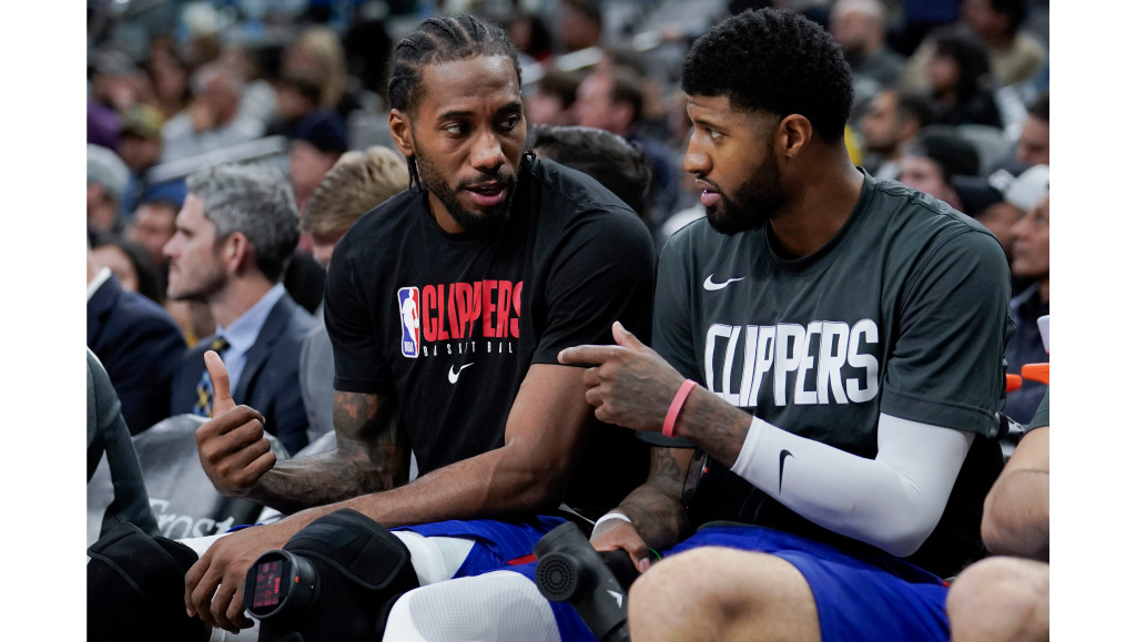 Clippers' Kawhi Leonard and Paul George both opposed the Cavaliers – Orange County Register