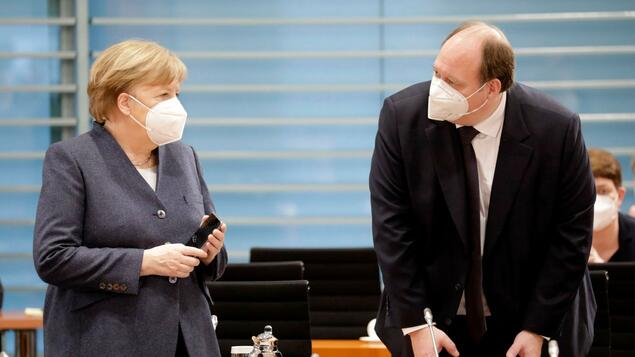 Discontent at CDU for Merkel and Braun: Chancellery brings back memories of the end of the Kohl era - politics