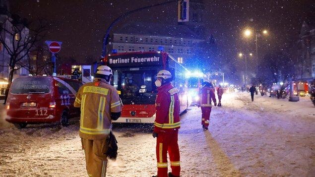 Fire in Berlin-Friedenau: fire in a refugee accommodation not started intentionally - Berlin