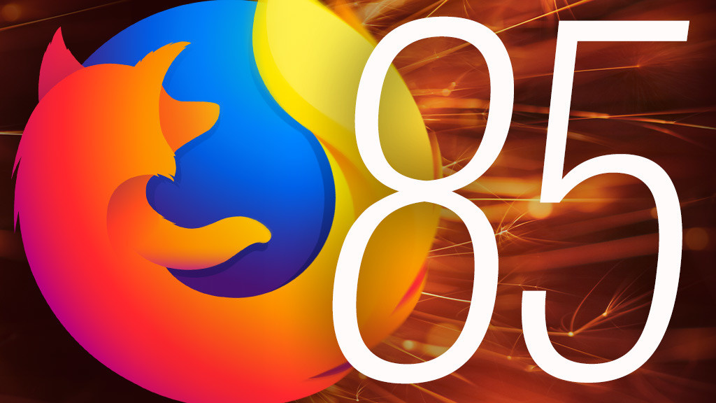 Firefox: Mozilla offers an update to version 85.0.1