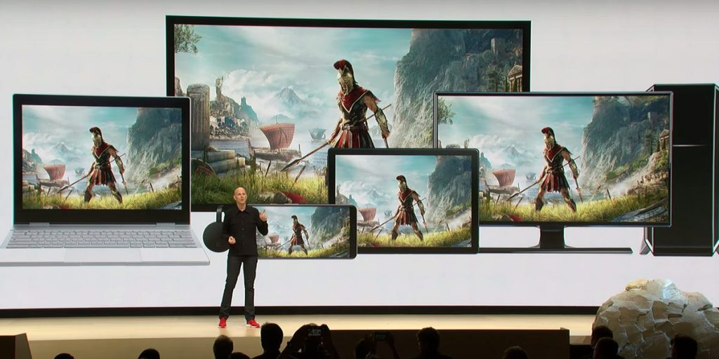 Google fired more than 150 Stadia staff after praising their work