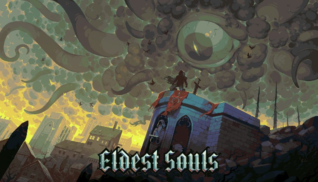 Eldest Souls Slashes Onto More Platforms, Set for Q2 2021