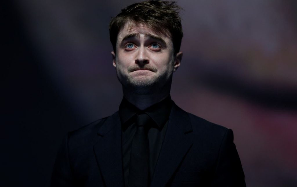 """""""Harry Potter"""": Daniel Radcliffe is ashamed of his performance in the films of the series"""