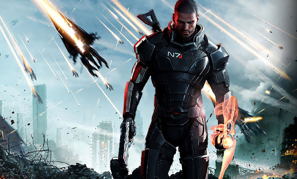 How many games in the BioWare series are there?