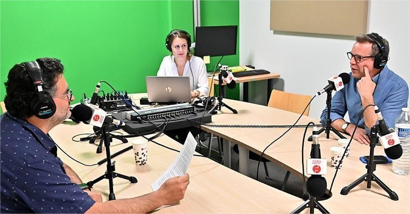 Discover all the diversity of podcasts in Ouest-France from the new app