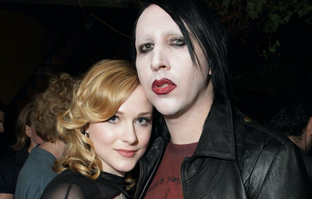 Marilyn Manson Responds to Evan Rachel Wood Abuse Allegations, Tag Download, FBI Investigates