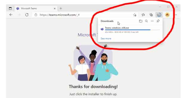 """Microsoft Edge, a new """"download"""" experience is coming"""