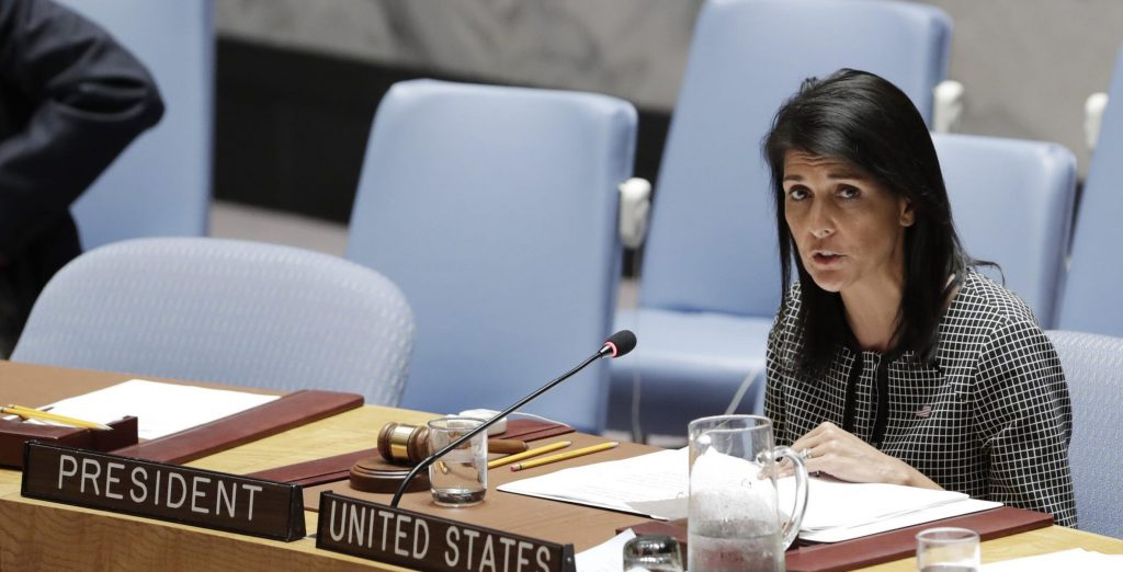 Nikki Haley leaves Trump and is a candidate to lead the Republican Party in 2024