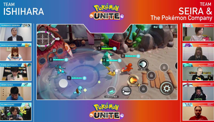 Pokèmon Unite, a new MOBA soon available for Android