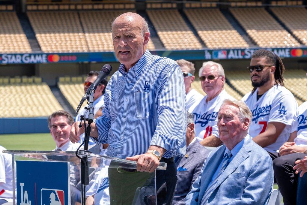 The Dodgers Stan Kasten optimistic team can host fans in the 2021 game – Orange County Register
