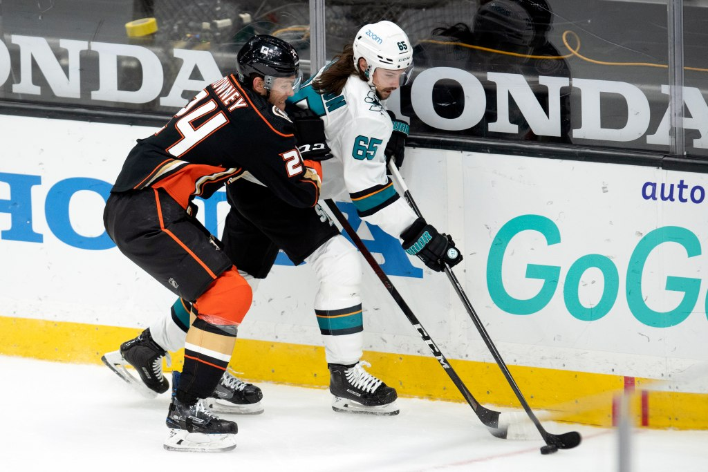 The fourth line of ducks that exceed expectations as a checker and scorer – Orange County Register