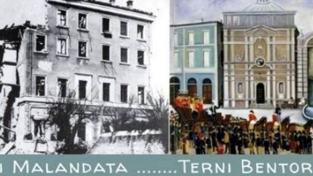 "There is a Terni heart beating on Facebook.  The group ""Terni Malandata"" reaches 10,000 members"