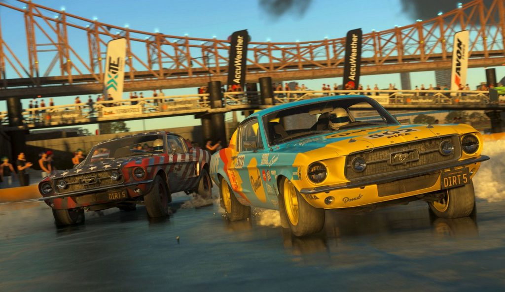 There is also DiRT 5 among the February free games for PC, Xbox and Android