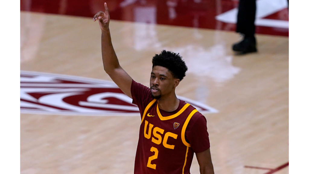 USC Guard Tahj Eaddy takes on his own challenge – Orange County Register