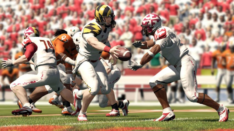 What IDS staff want to see in the new EASports College football game