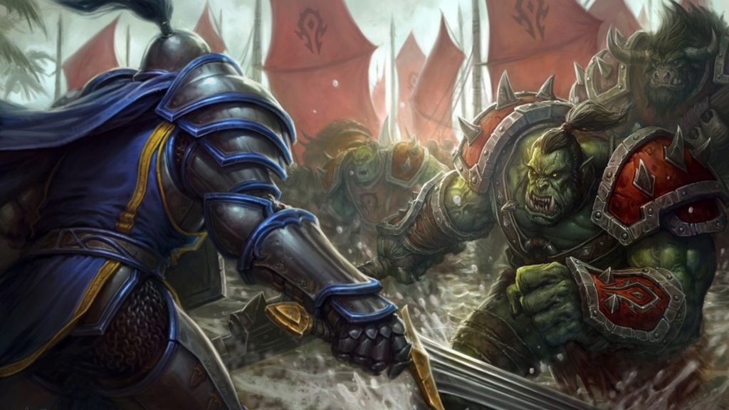 World of Warcraft could be attacked by Alliance and Horde together someday