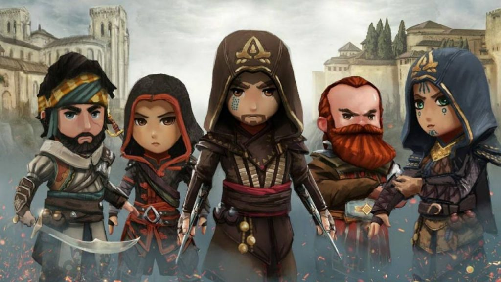 the unknown and forgotten games of the Ubisoft series