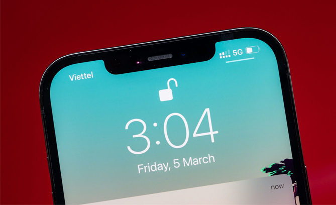 IPhone 12 streaming to 5G in Vietnam