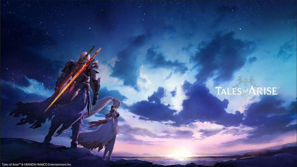 Tales of Arise game has a new trailer