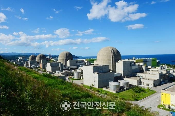 Hansuwon Hanul Central Nuclear Power Unit 4 Power Generation Suspension Summary .. Low Oil Pressure Signal Generation Control, Turbine / Generator Shutdown: National Safety Newspaper