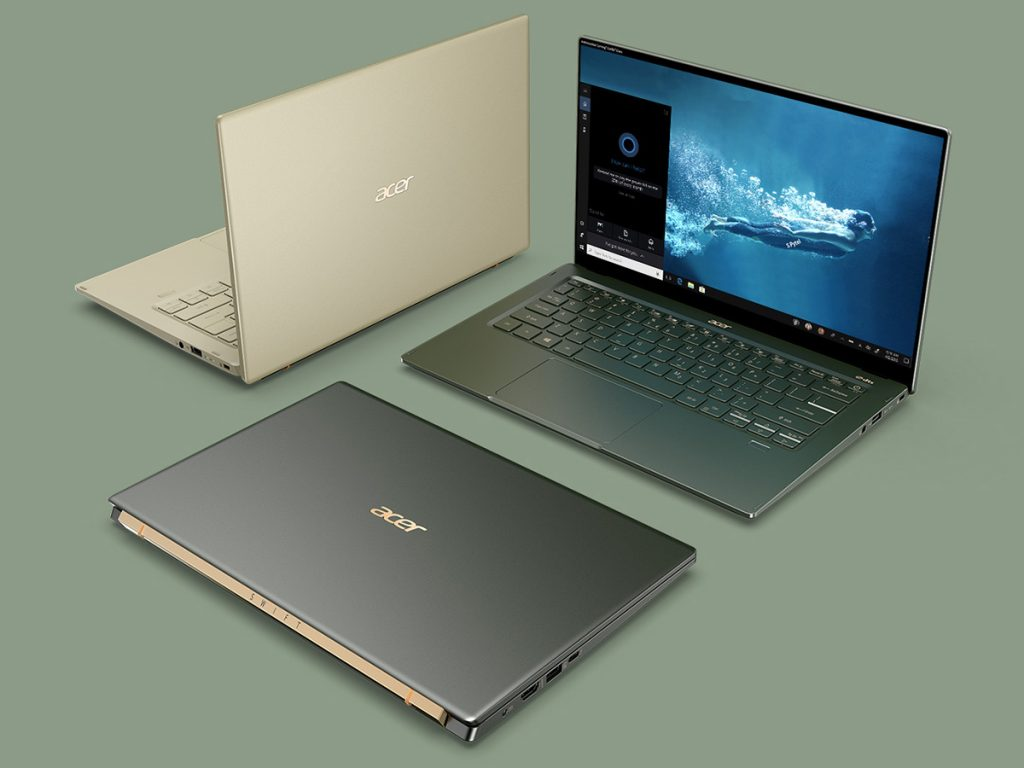 Acer Swift 5 2021 test: our opinion