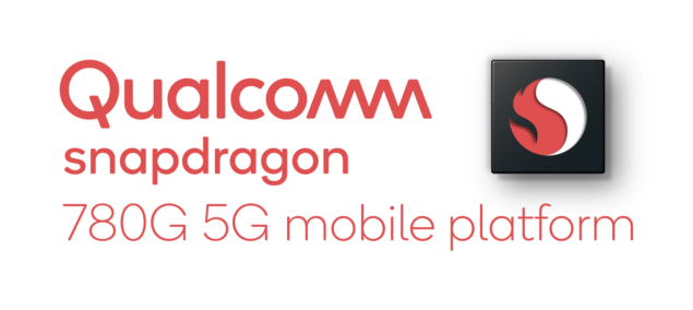 Qualcomm Snapdragon 780g 5g official