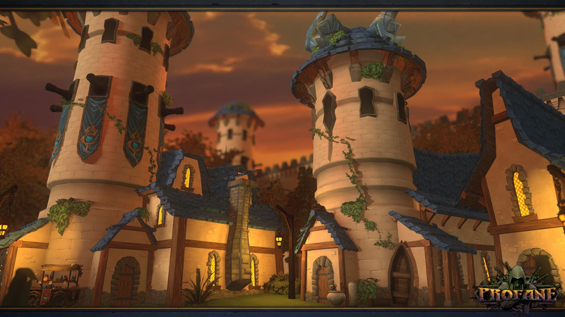 Profane - Profane MMORPG clarifies its hybrid dungeon system