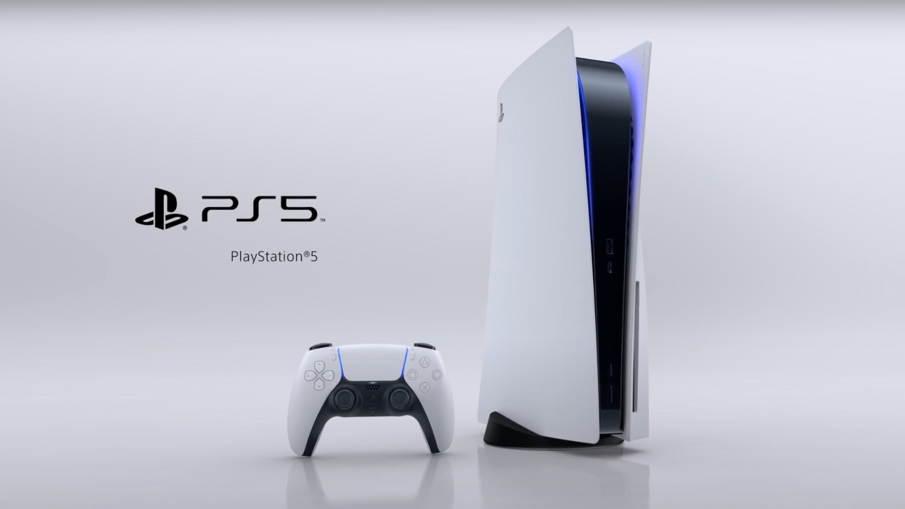 Ps5 with player