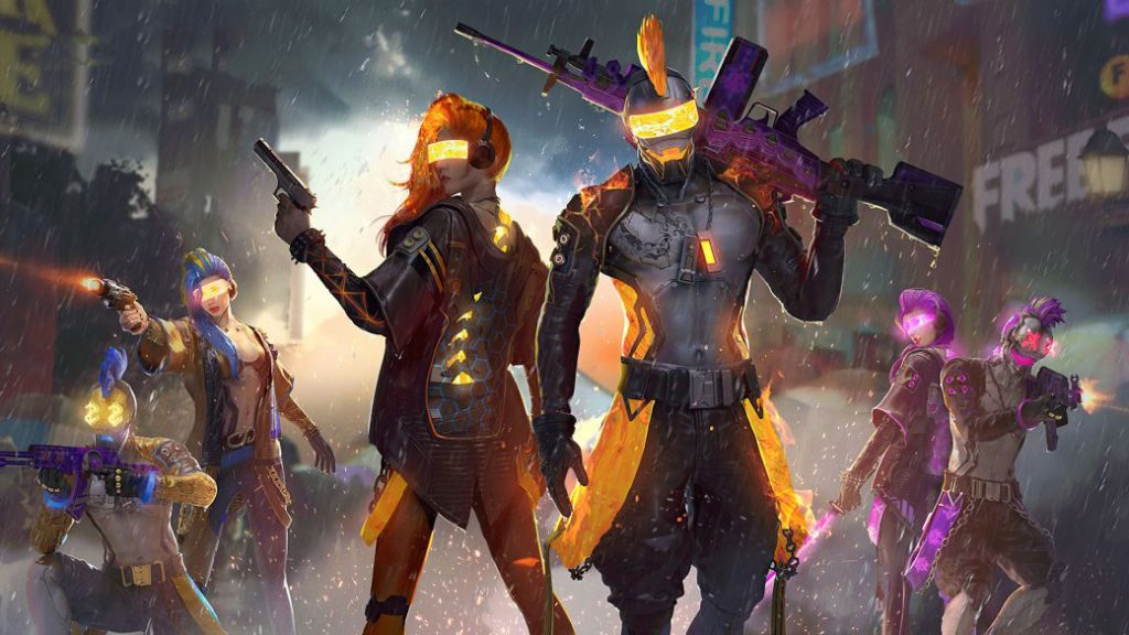 Free Fire: Free Reward Codes Today, March 29, 2021