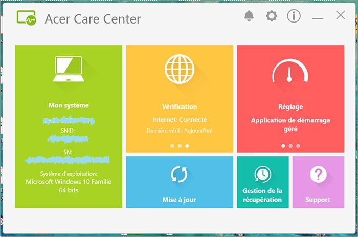 Acer Center