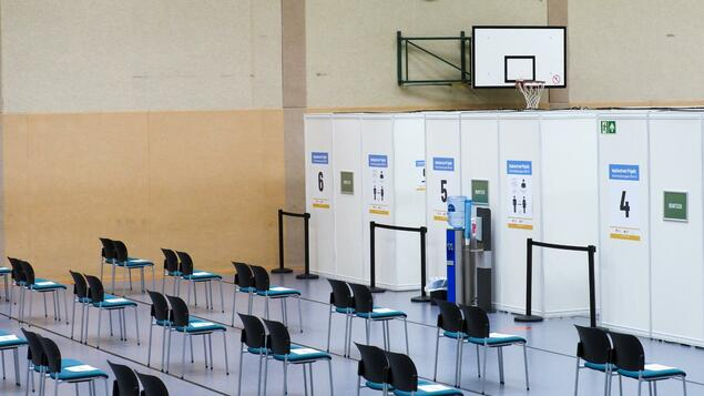 Due to supply shortages: Brandenburg vaccination centers are closed at Easter - Berlin
