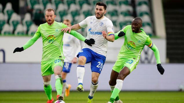 Bundesliga matchday 25: Wolfsburg easily beat Schalke - Bayern in Bremen - Sport