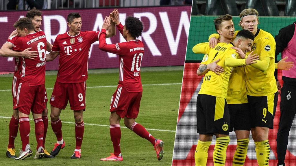 Watch FC Bayern Munich vs. Borussia Dortmund live on television and online