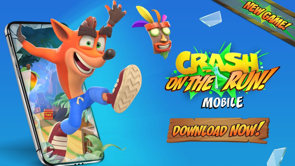 Crash Bandicoot On The Run APK, How to download and install the game?  - Breakfast