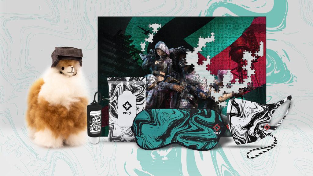 Free Steam Keys & More - Win a PUBG Global Invitational Product Bundle!  S o Souls of Giga!
