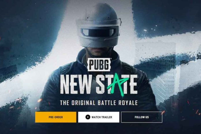 New State, the sequel to PUBG Mobile, surpasses 5 million brands