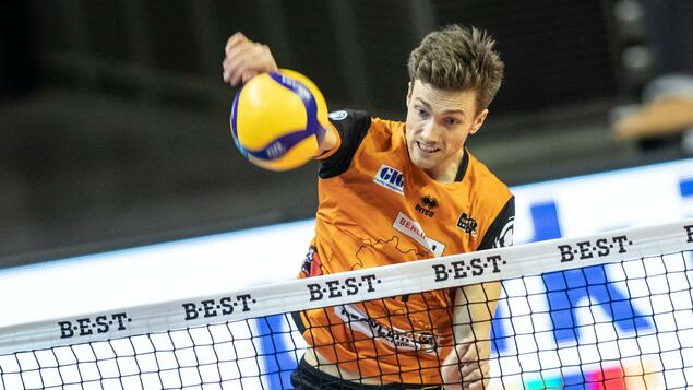 Play-offs against Netzhoppers: BR Volleys want early decision - sport