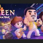 QUEEN has launched its first video game for mobile devices